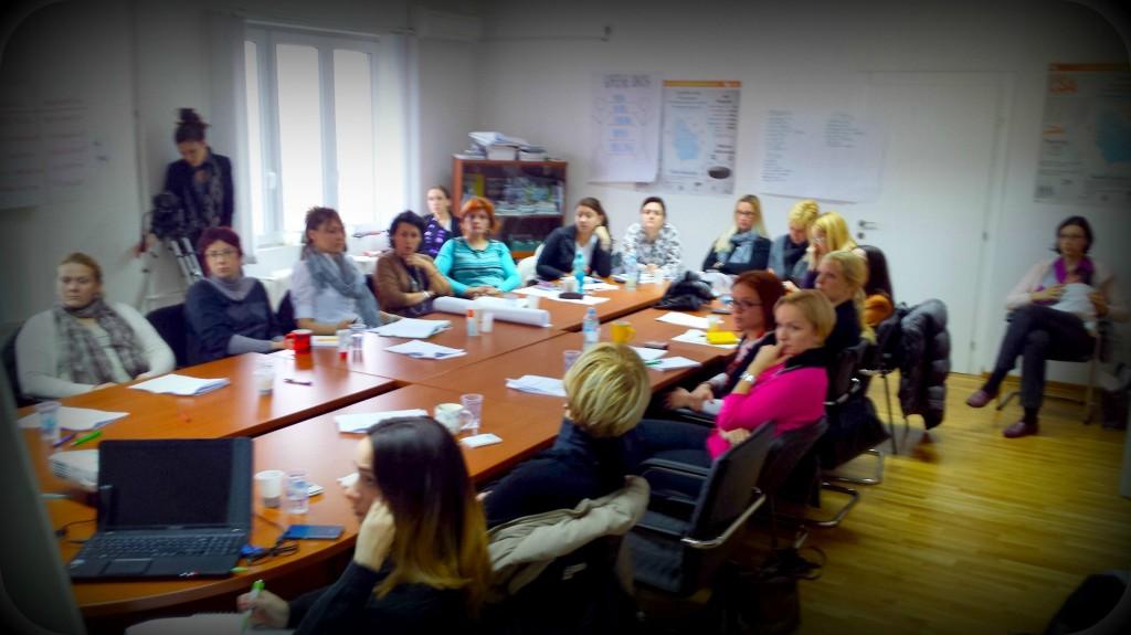 Održana obuka o aktivnom uključivanju građanki u kampanju P(B)ravo za mame